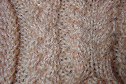 Knitting Stitches Defined : Stitch Definition -- The Essence of Aran Knitting